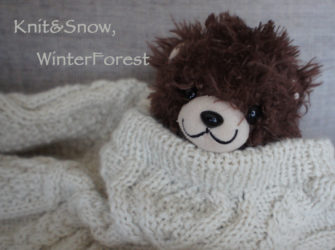 Knit&SNow,WinterForest